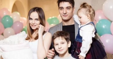 Станислав Бондаренко и его жена