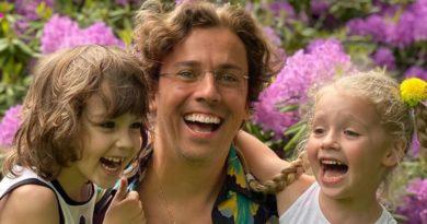 Родители Максима Галкина: биография, фото