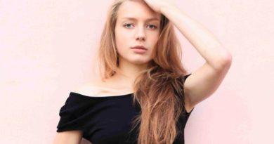Валерия Федорович: слив, фото