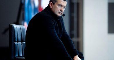 Владимир Соловьев в молодости