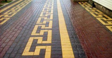 тротуарная брусчатка