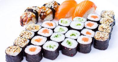 суши заказать